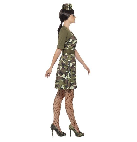 Combat Cadet Costume