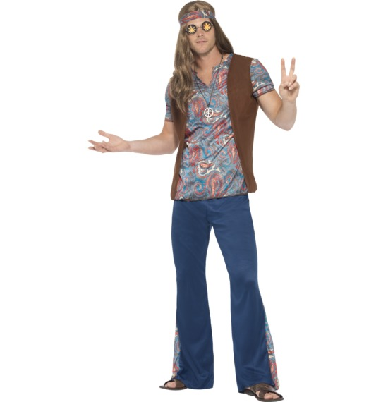 Orion the Hippie Costume