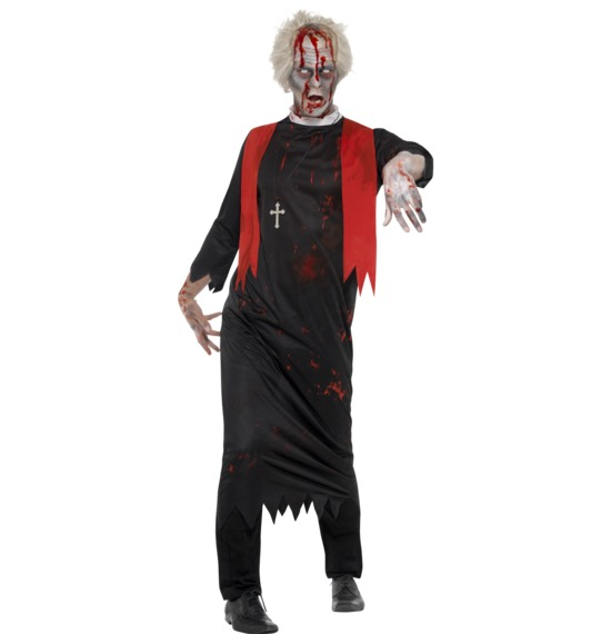 Zombie High Priest Costume by Smiffys