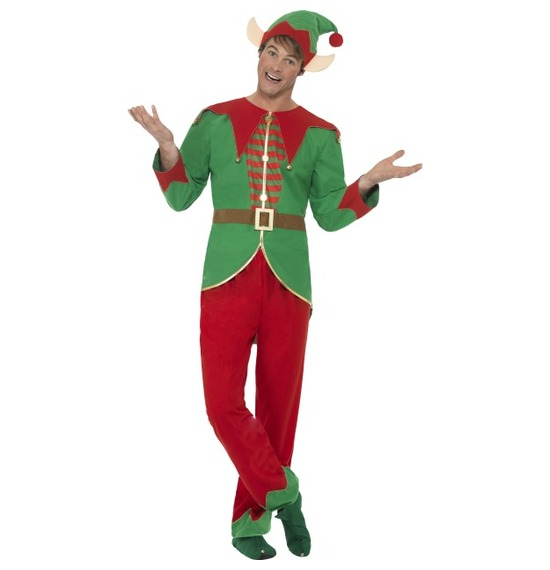 Elf Costume With Ears