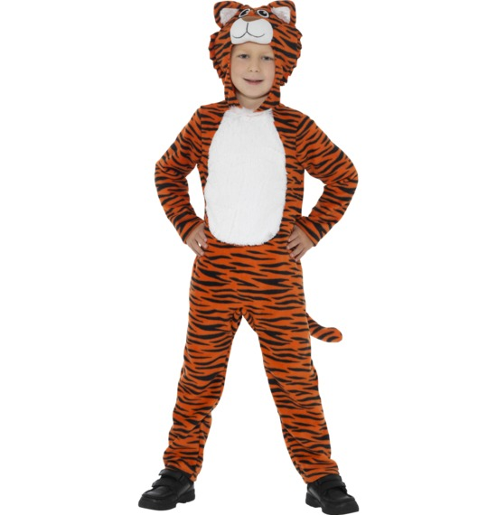 Tiger Costume Childrens