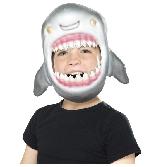Shark Head Full Mask
