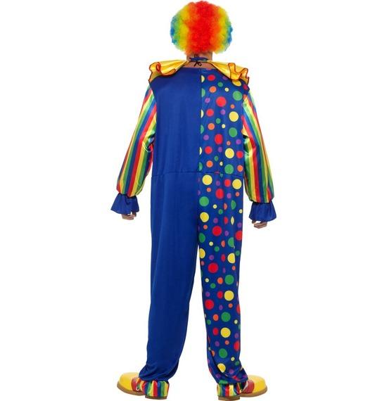 Deluxe Clown Costume