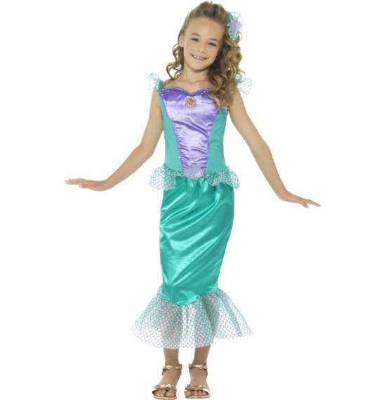 Deluxe Mermaid Costume by Smiffys