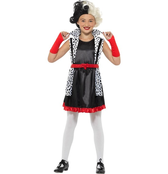 Evil Little Madame Costume