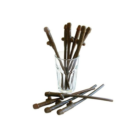Brown Willy Straws