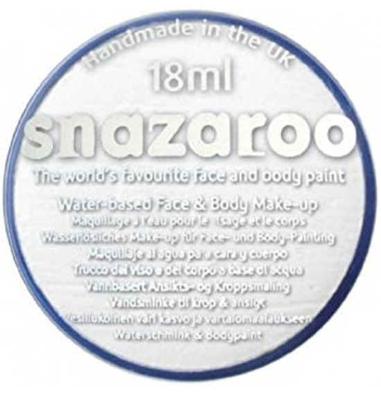 Snazaroo Face Paint White