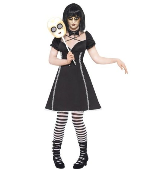 Horror Doll Costume