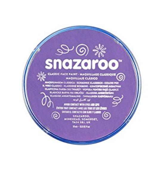 Snazaroo Face Paint Lilac