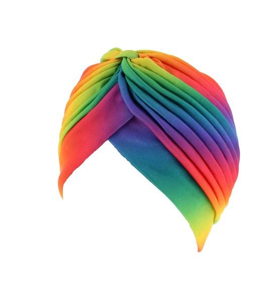 Rainbow Turban