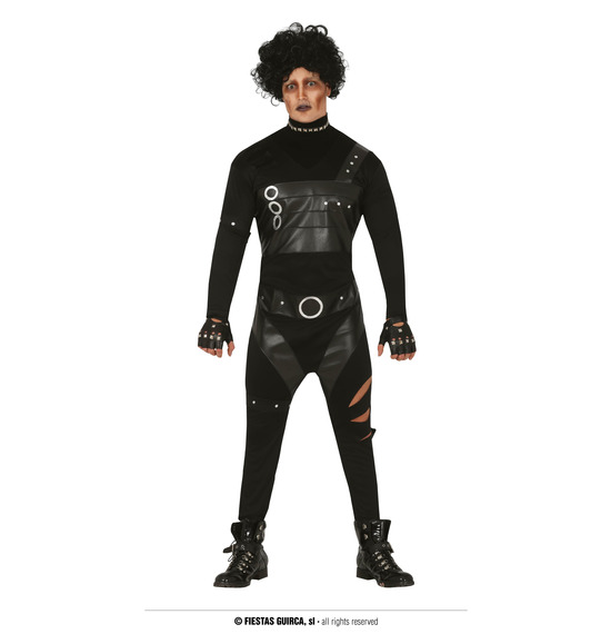 Black Scissors Costume