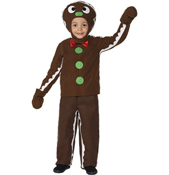 Little Gingerbread Costume