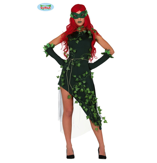 Plant Villain Costume