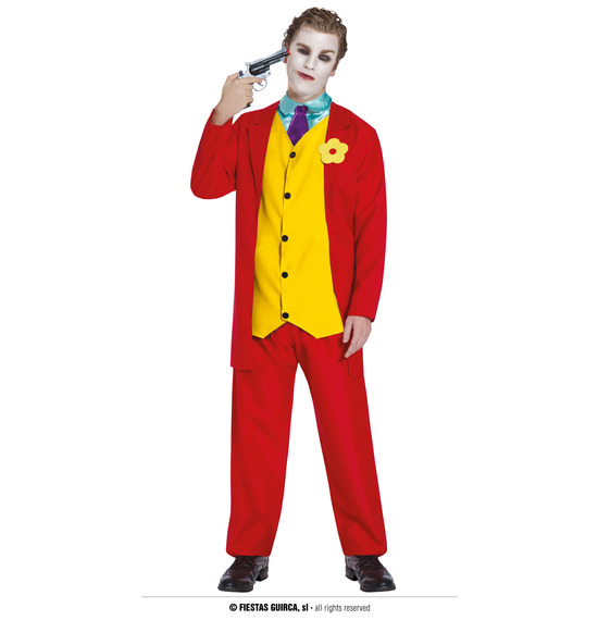 Mr Smile Costume