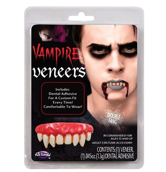 Vampire Veneers, Double Fang