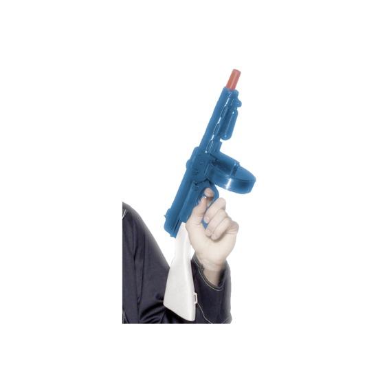 Gangster's Tommy Gun