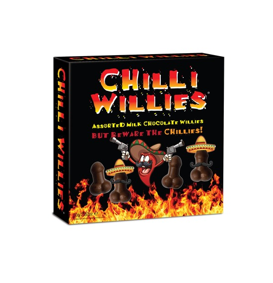 Chocolate Chillie Willies