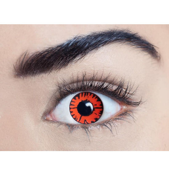 Mesmereyez Twilight Volturi Vampire Contact Lenses