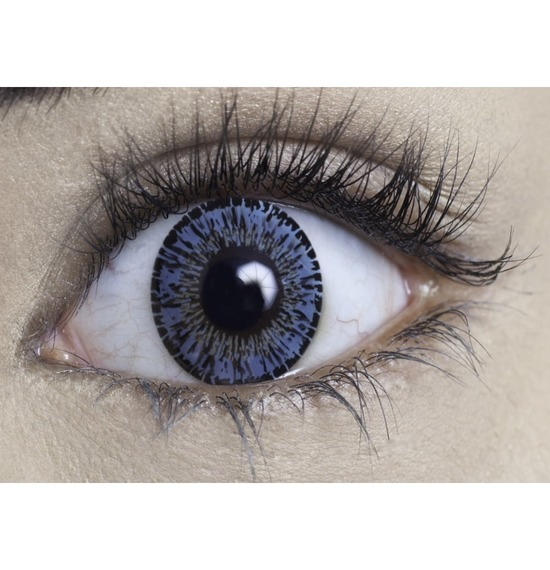 Azure Blue Contact Lenses