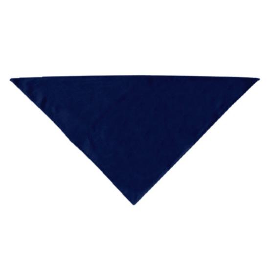 Blue Plain Bandana