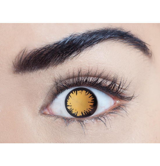 Mesmereyez Blind Bella Contact Lenses