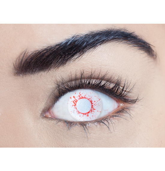 Mesmereyez Blind Bloodshot Drops Contact Lenses