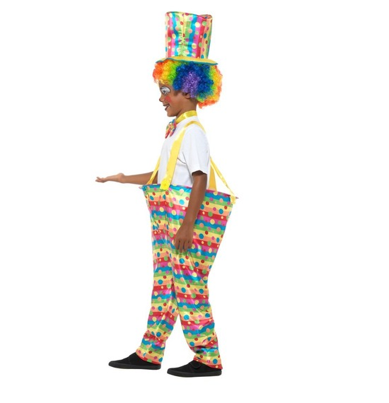 Boys Clown Costume by Smiffys