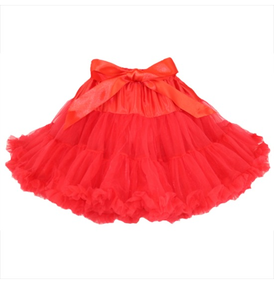 Luxury Red TUTU