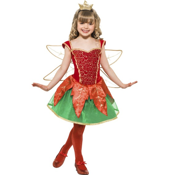 Christmas Elf Fairy Costume