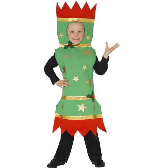 Christmas Cracker Costume by Smiffys