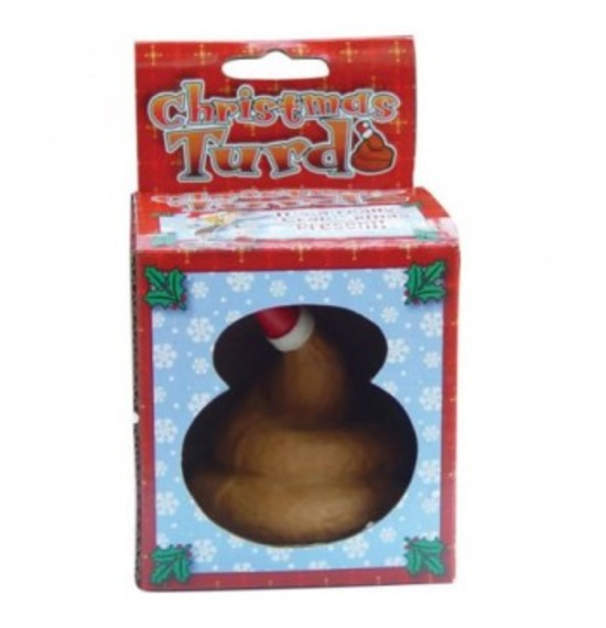 Christmas Turd Stress Reliever