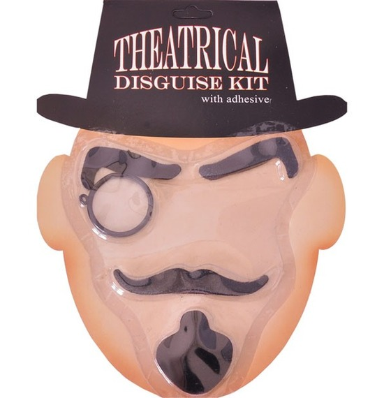 Theatrical Mustache Set