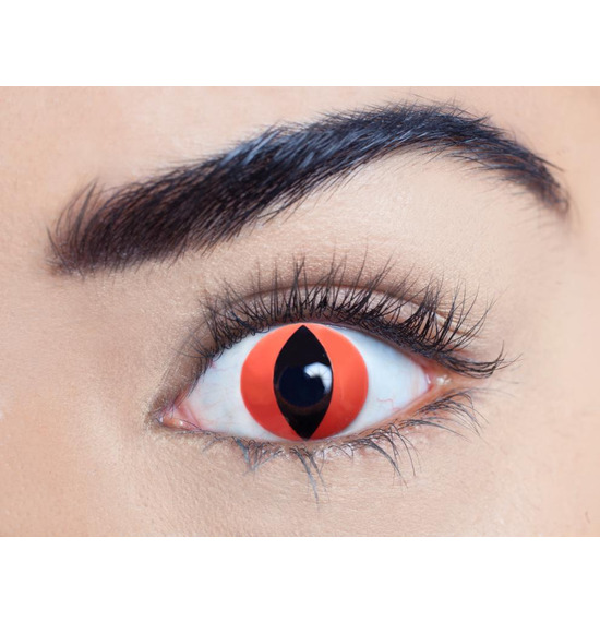 Mesmereyez Devil Contact Lenses