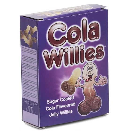 Cola Willies Sweets