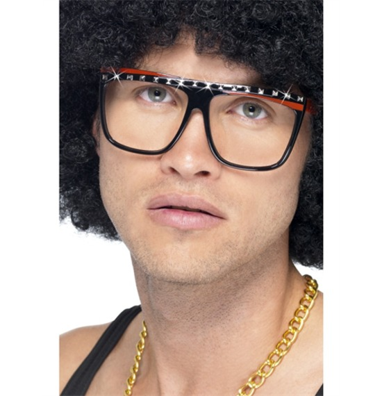 Stud Glasses, No Lenses