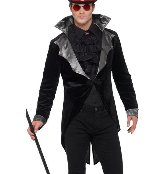 Gothic Vampire Jacket by Smiffys