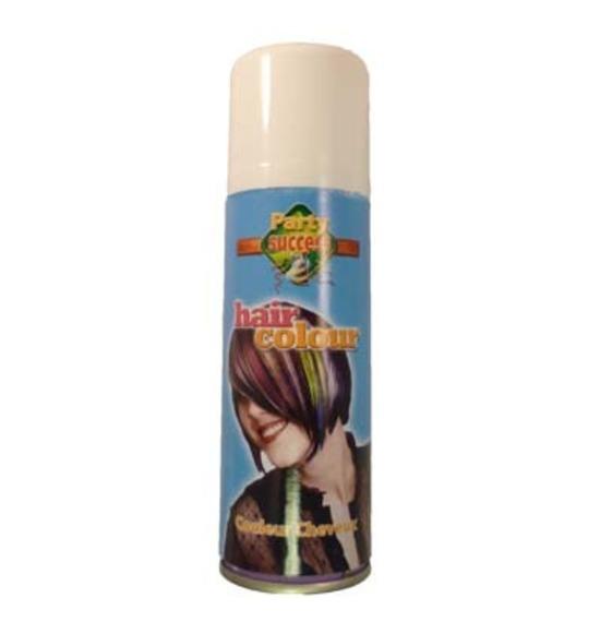 White Hairspray