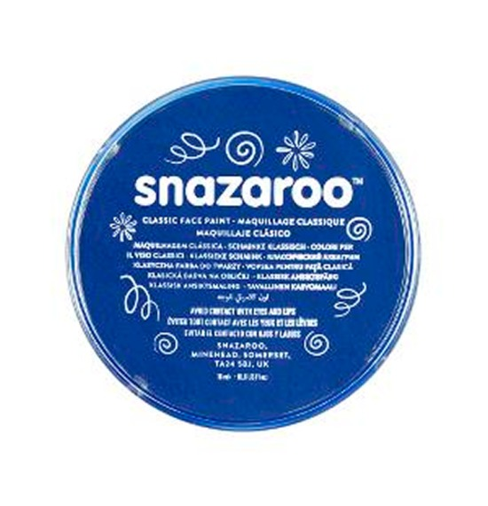 Snazaroo Face Paint Royal Blue