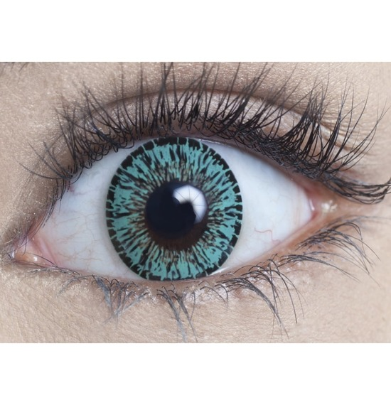 Jade Green Contact Lenses