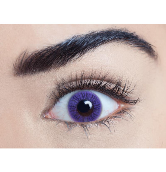 Lavender Contact Lenses