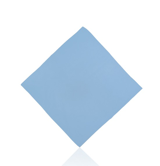 Baby Blue Plain Bandana