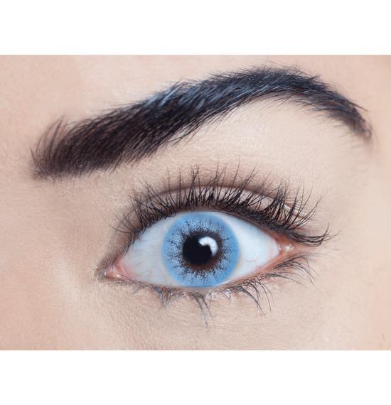 Buckingham Blue Contact Lenses