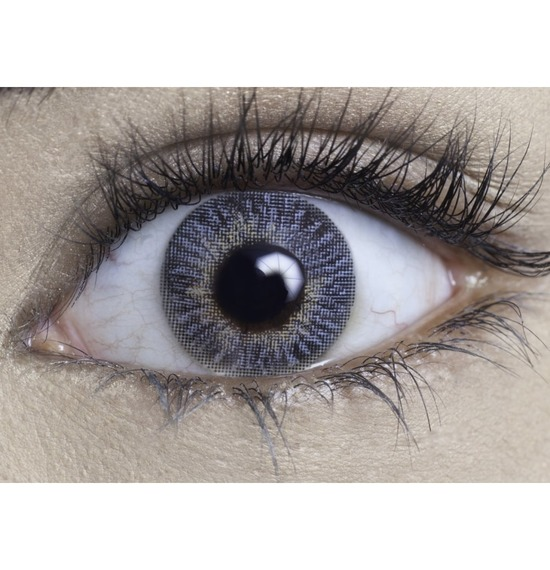 Blue Rush Contact Lenses