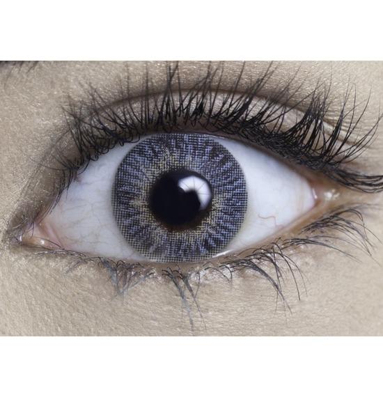 Blue Rush Contact Lenses