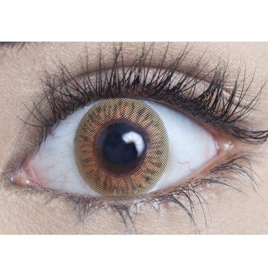 Hazel Contact Lenses