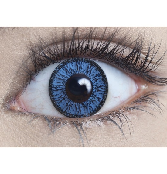Aqua Blue Contact Lenses