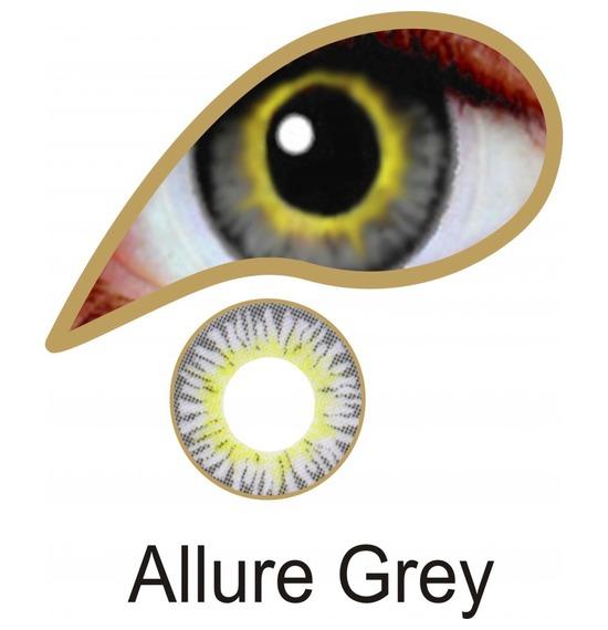 Allure Grey Contact Lenses