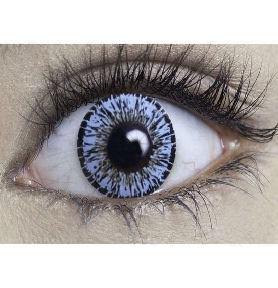 Eden Blue Contact Lenses