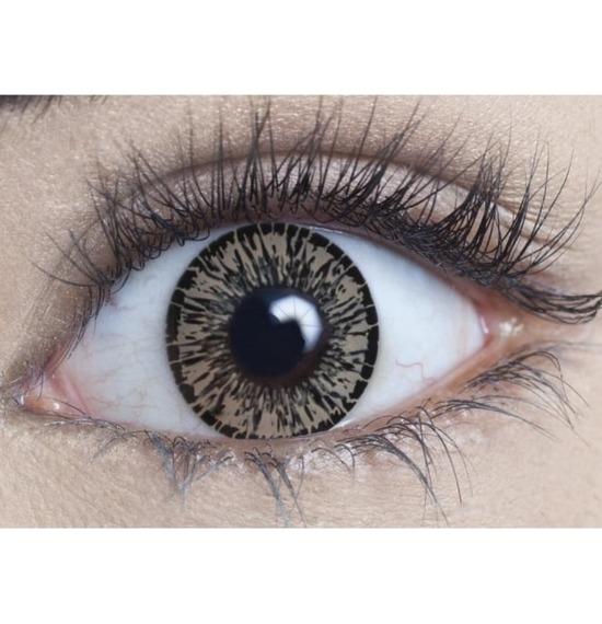Forest Hazel Contact Lenses