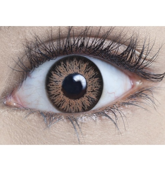 Hazel Brown Contact Lenses